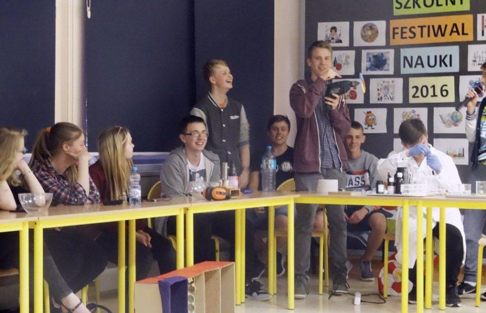 Oddział gimnazjalny