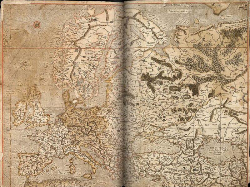 MercatormapFullEurope16thcentury