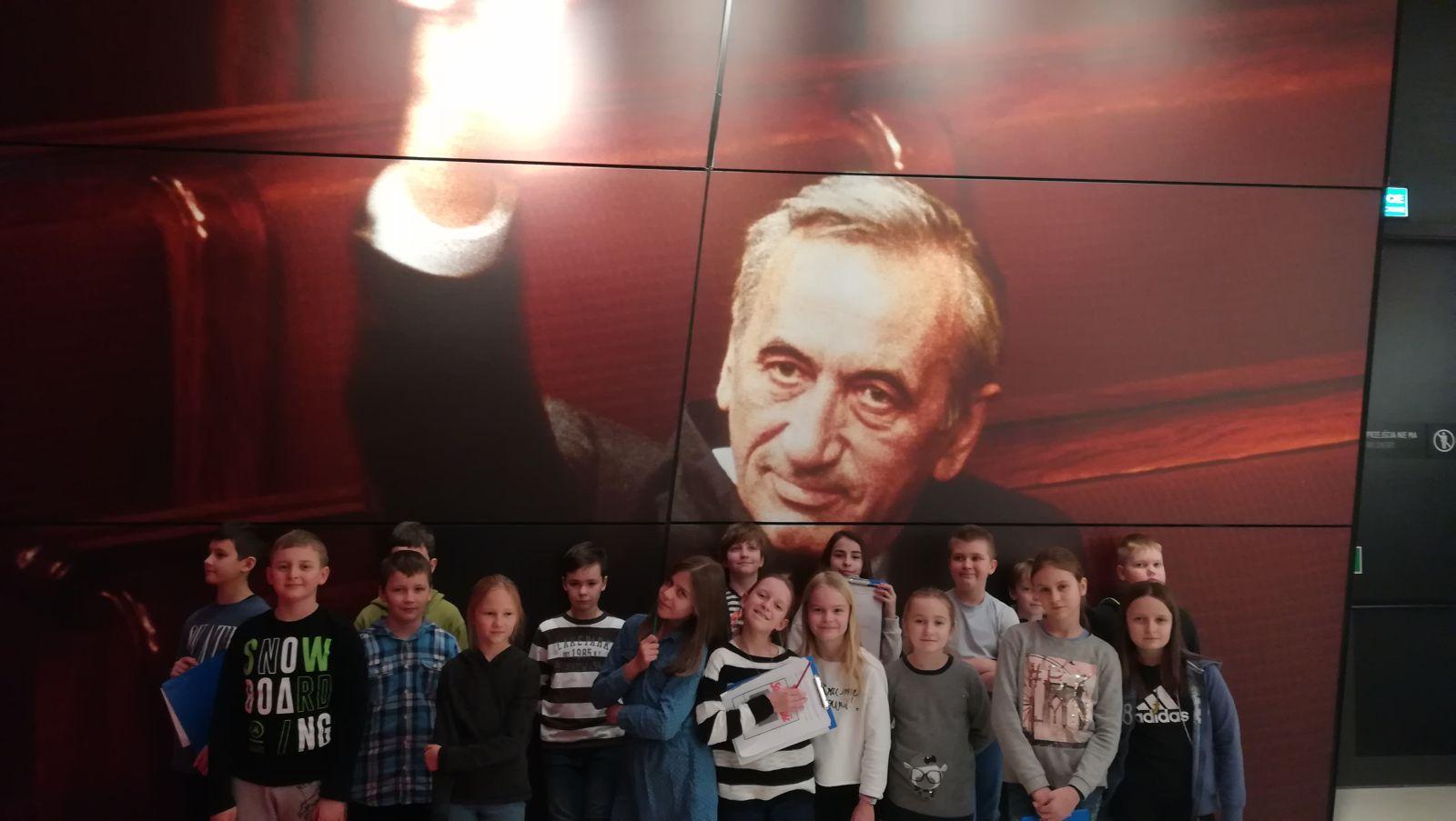 Z wizytą w Europejskim Centrum Solidarności