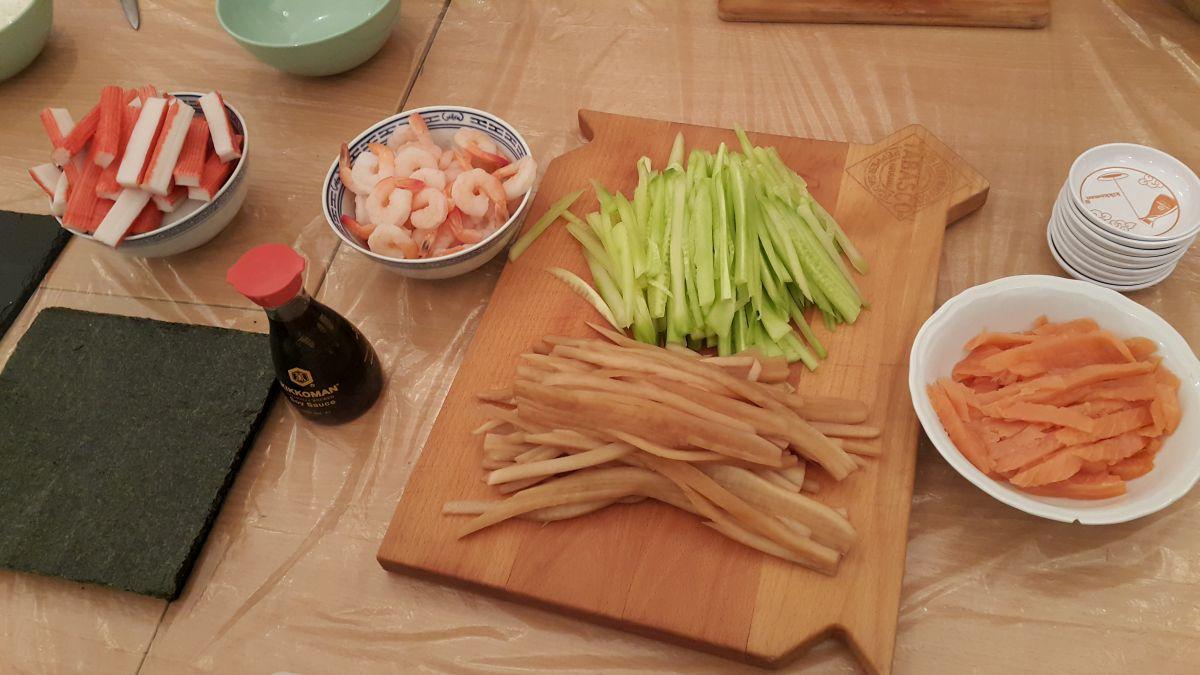 Warsztaty kulinarne klasy IVC