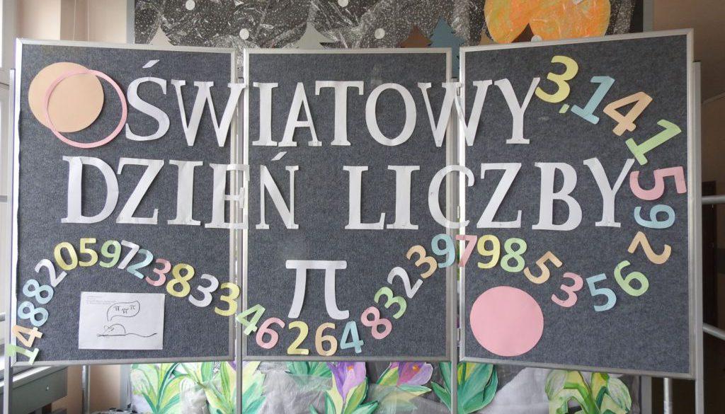 Światowy Dzień Liczby π
