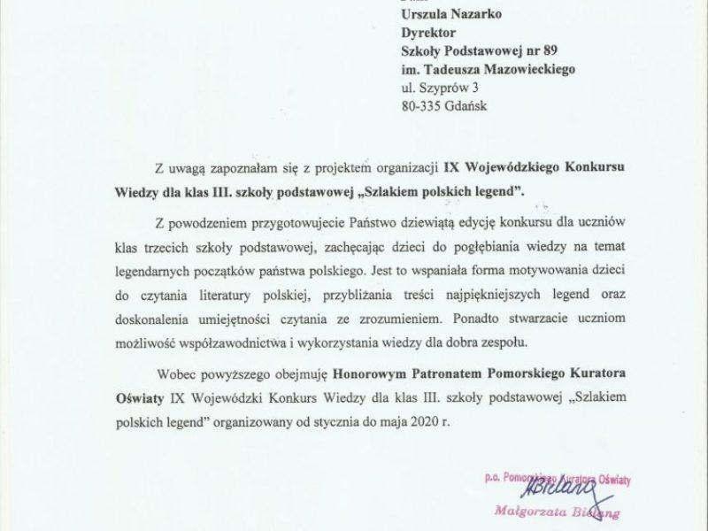 Szlakiem polskich legend